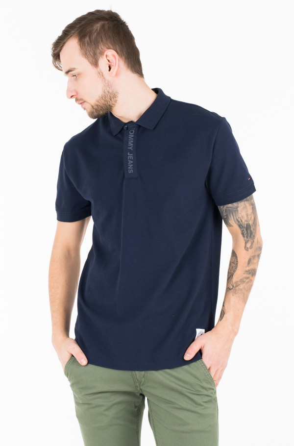 TJM TOMMY PLACKET POLO