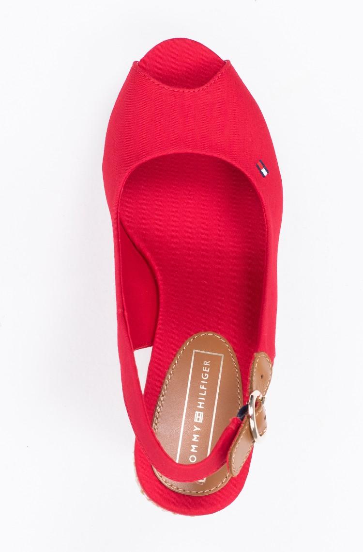 f2acabaa06b Platform shoes Iconic Elena Basic Sling Back Tommy Hilfiger