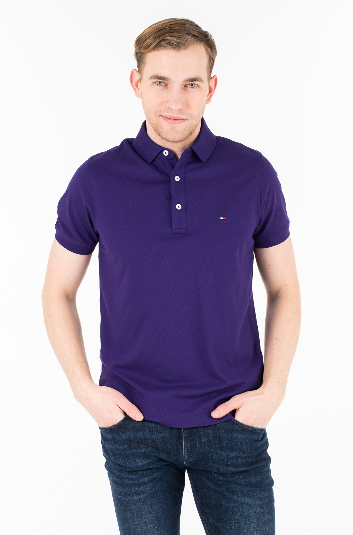 Polo TOMMY SLIM POLO-full-1