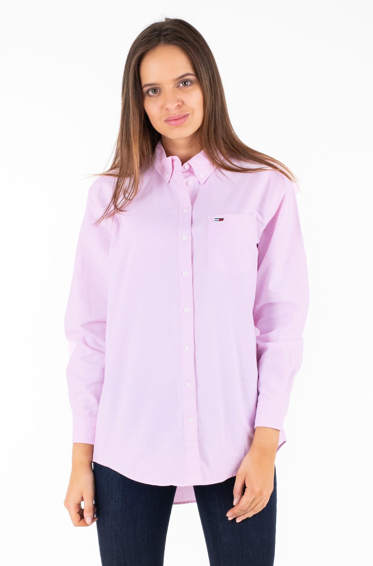 Marškiniai TJW TOMMY CLASSICS SHIRT-full-1