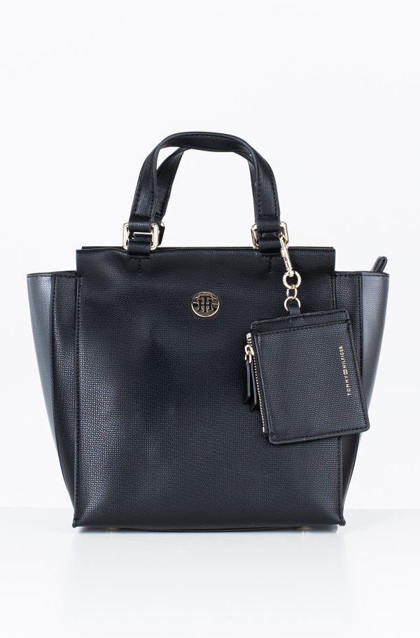 EFFORTLESS SAFFIANO SATCHEL