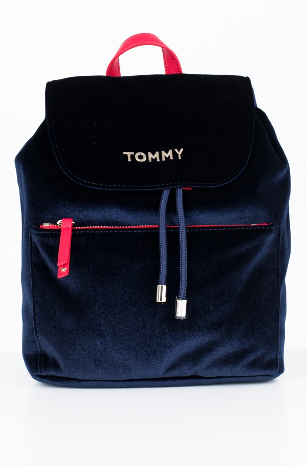 COOL TOMMY BACKPACK VELVET