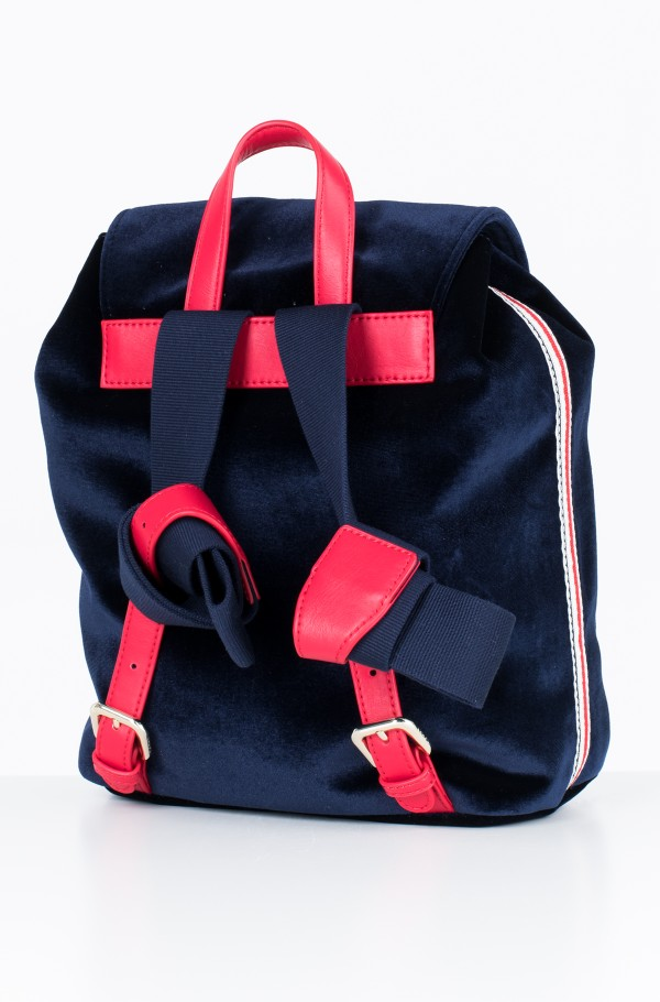 COOL TOMMY BACKPACK VELVET-hover
