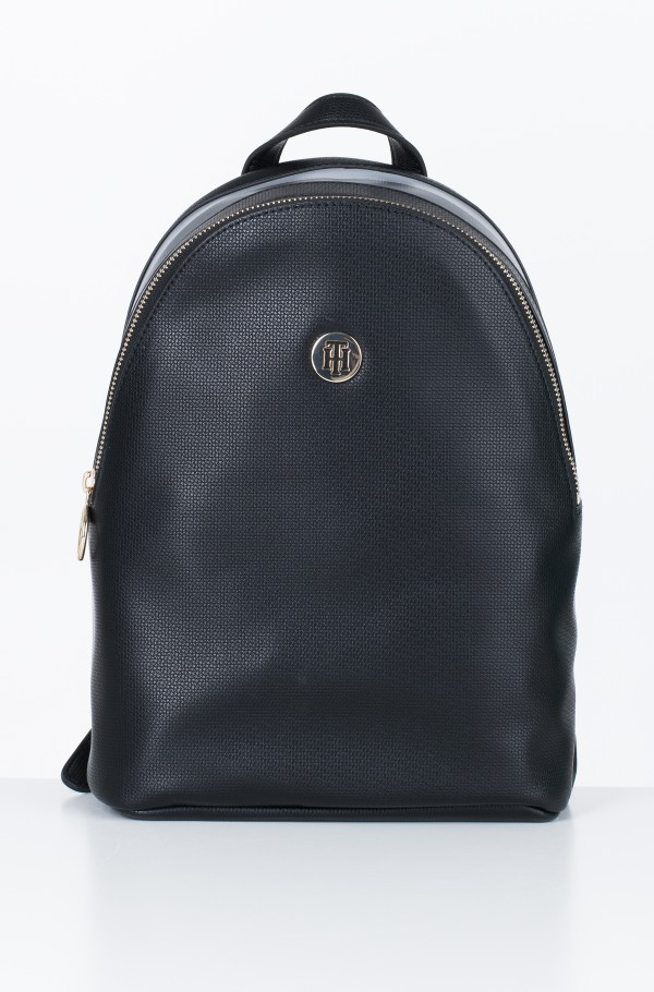 EFFORTLESS SAFFIANO BACKPACK