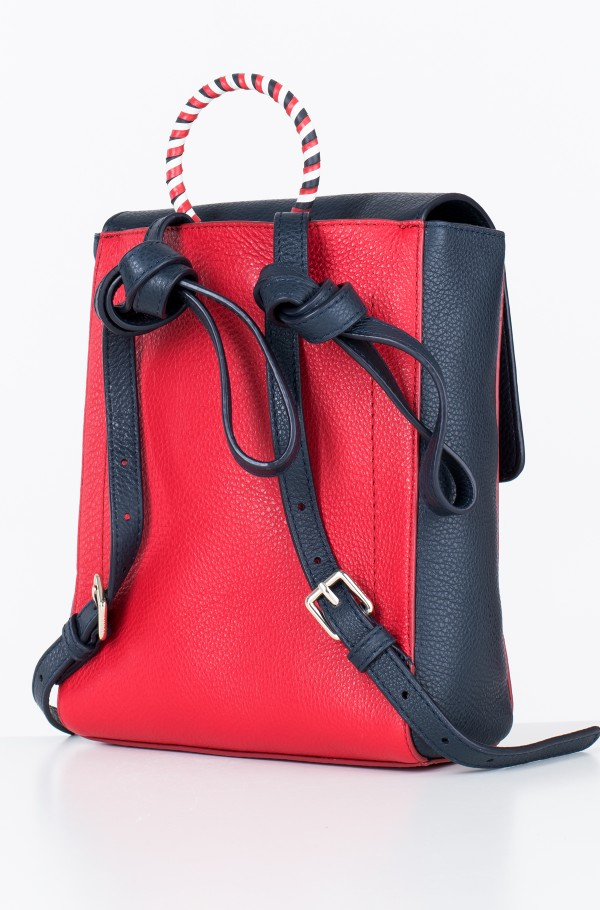 HERITAGE LEATHER BACKPACK-hover