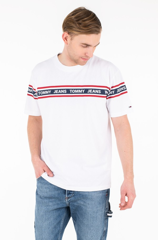 TJM ESSENTIAL TAPE TEE