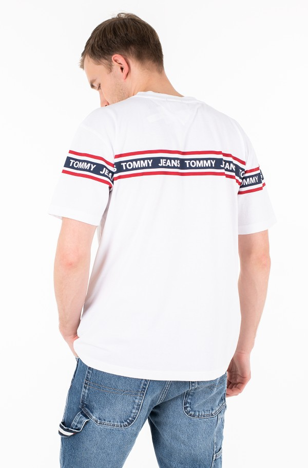 TJM ESSENTIAL TAPE TEE-hover