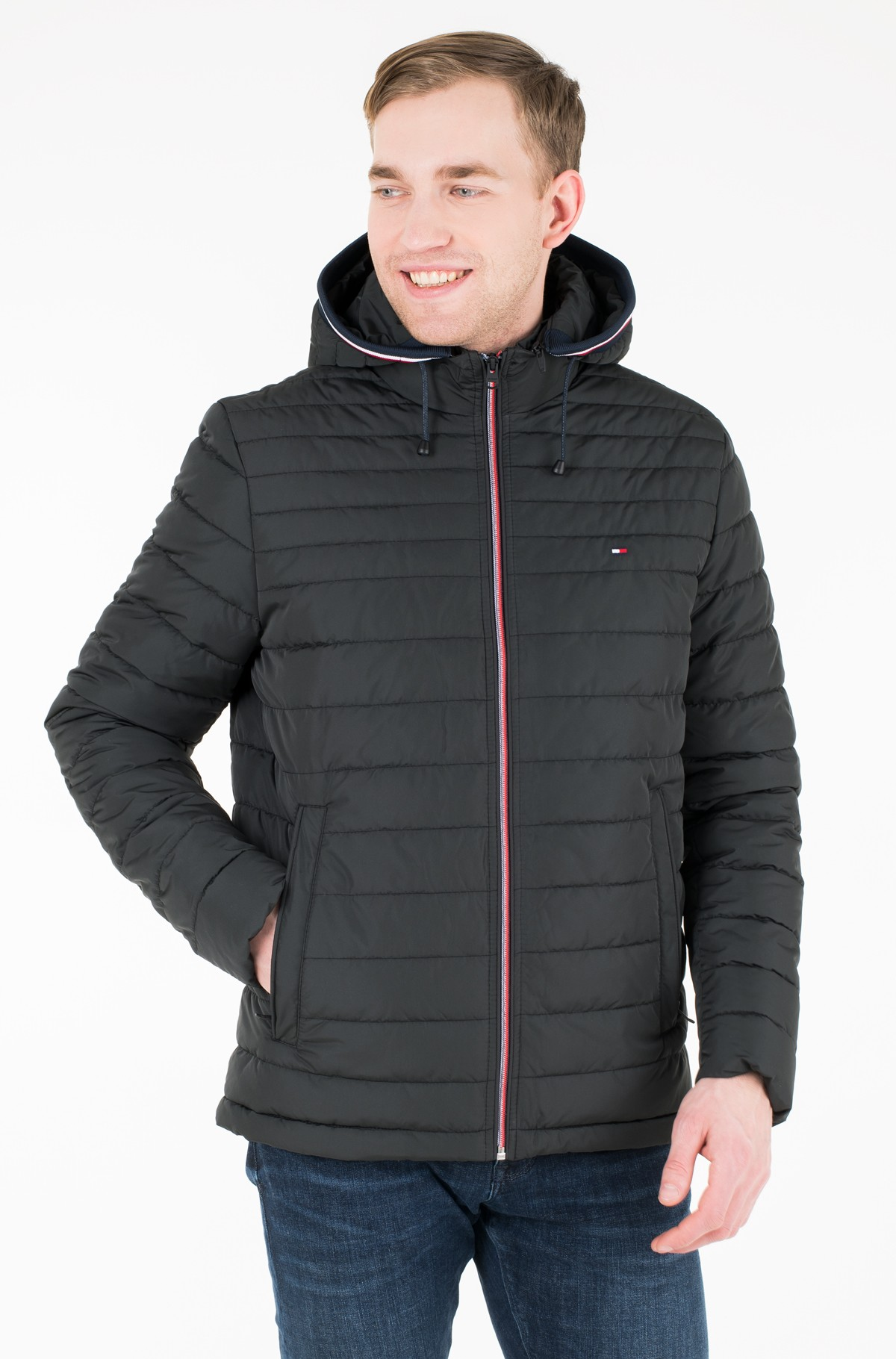 Jope LATHAN DETACHABLE HOODED JACKET-full-1