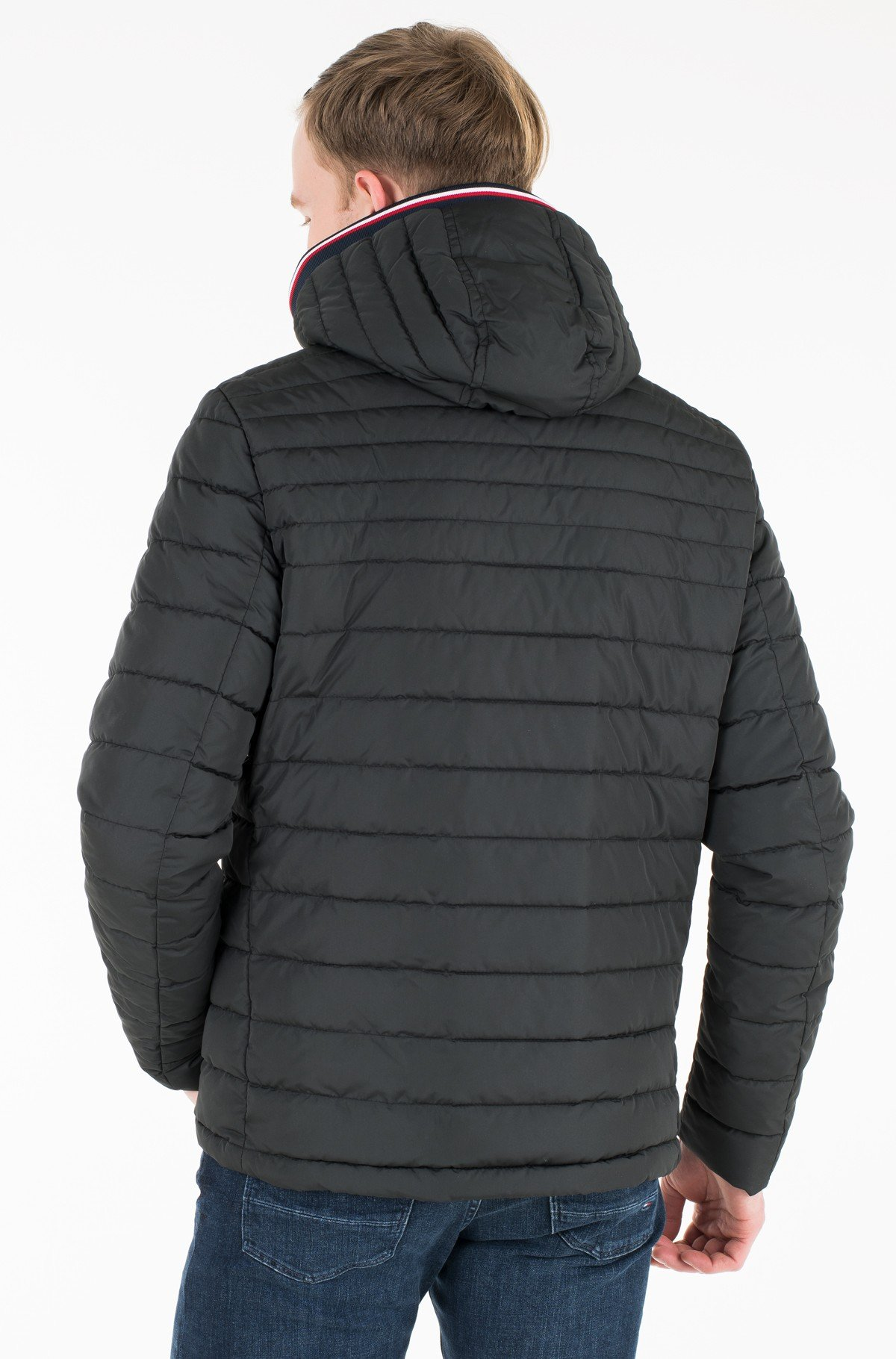 Jope LATHAN DETACHABLE HOODED JACKET-full-2