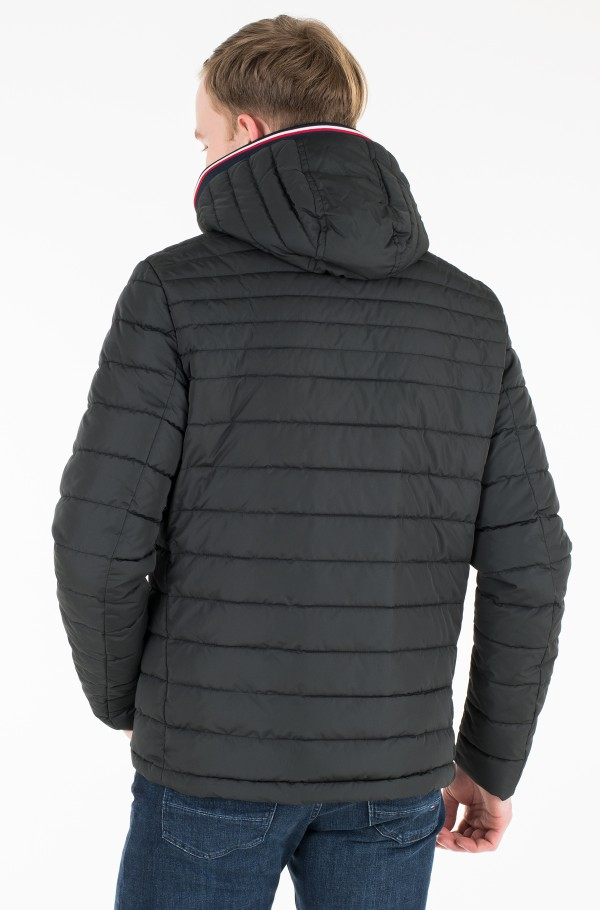 LATHAN DETACHABLE HOODED JACKET-hover