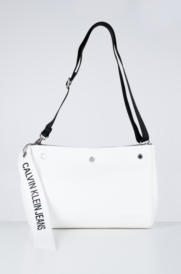 LOGO BANNER SHOULDER BAG