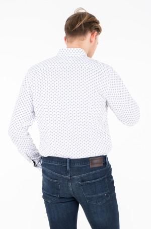 Shirt SLIM MULTI GEO PRINT SHIRT-2