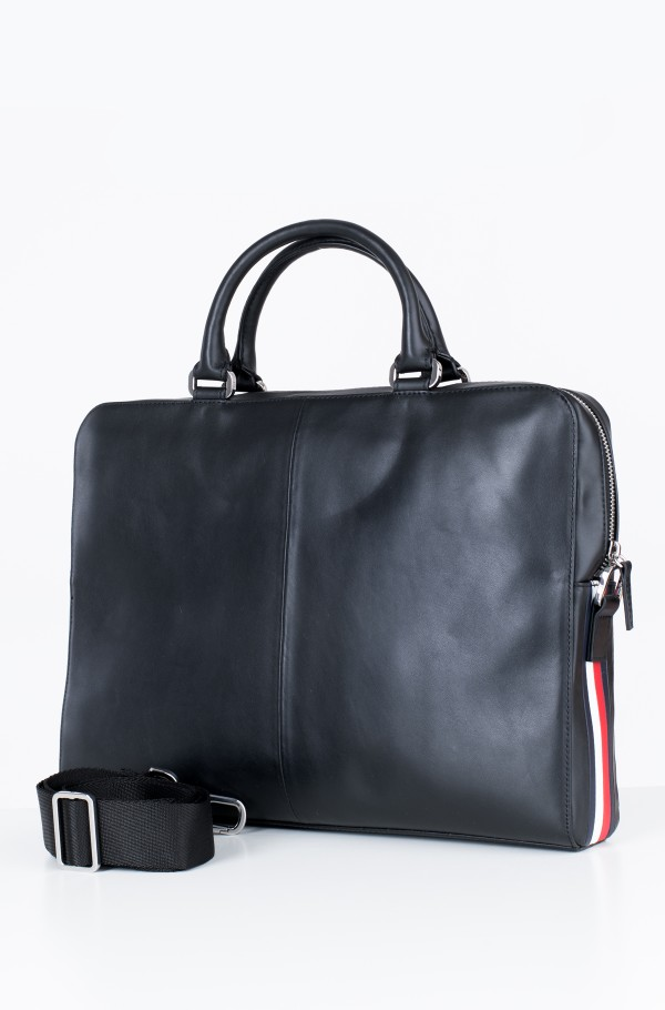 CORPORATE LEATHER COMPTR BAG STP-hover