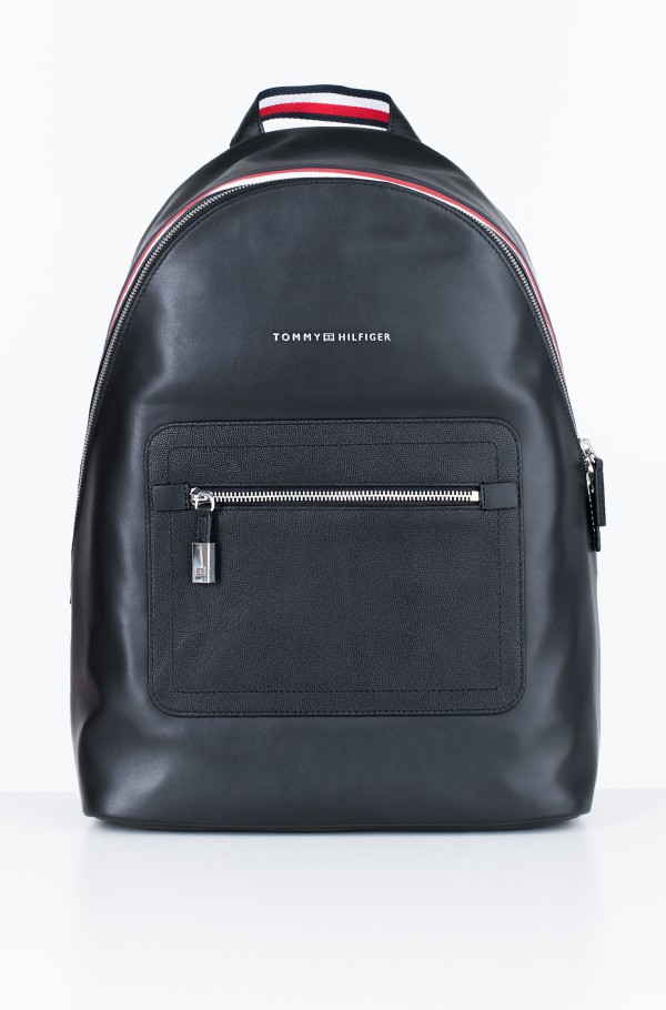 CORPORATE LEATHER BACKPACK STP