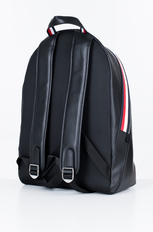 CORPORATE LEATHER BACKPACK STP-hover