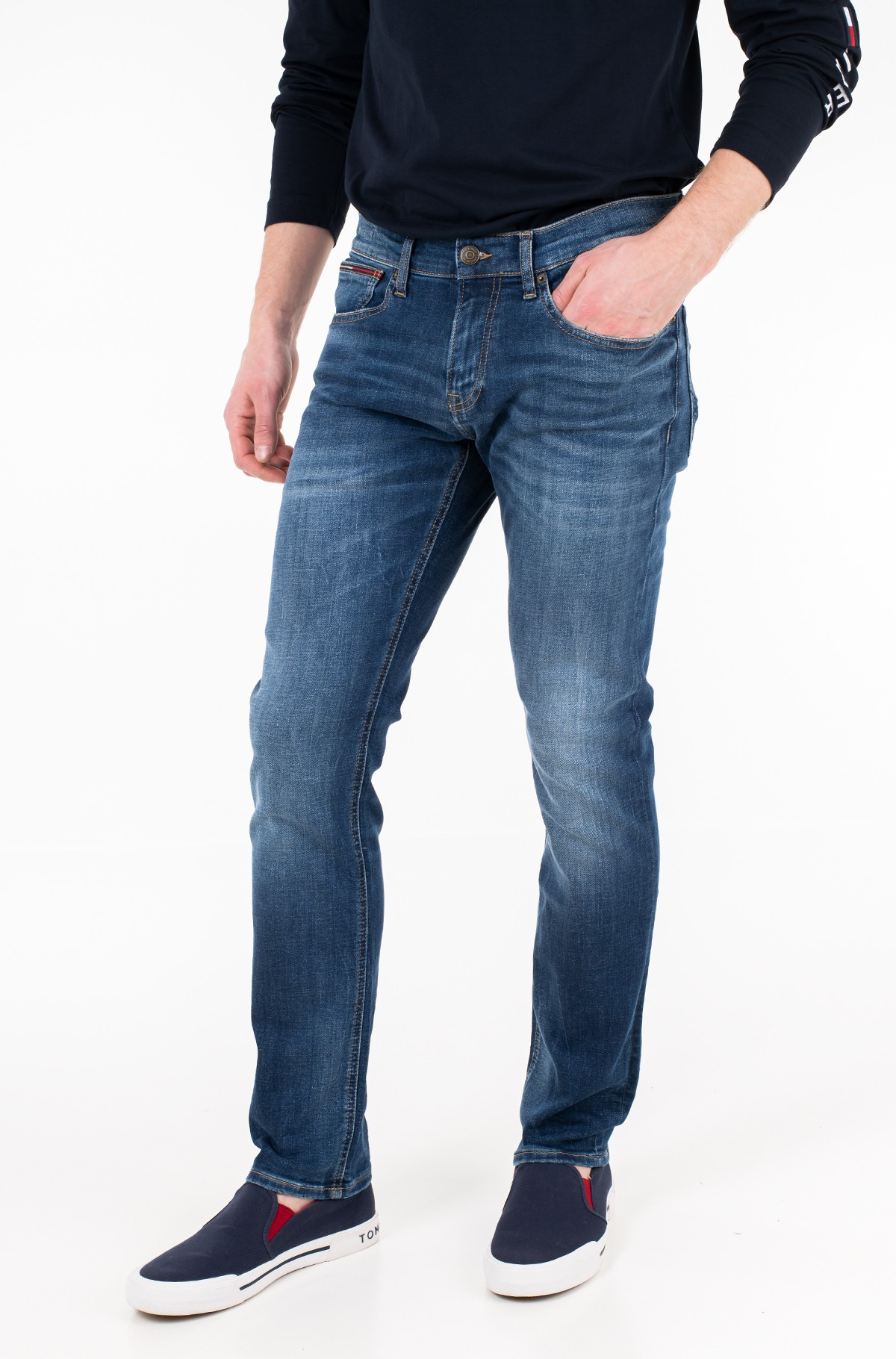 Jeans SLIM SCANTON DYMDB-full-1