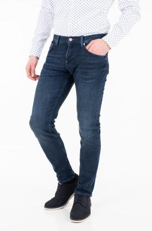Džinsinės kelnės SLIM BLEECKER PSTR ENAN BLUE-1