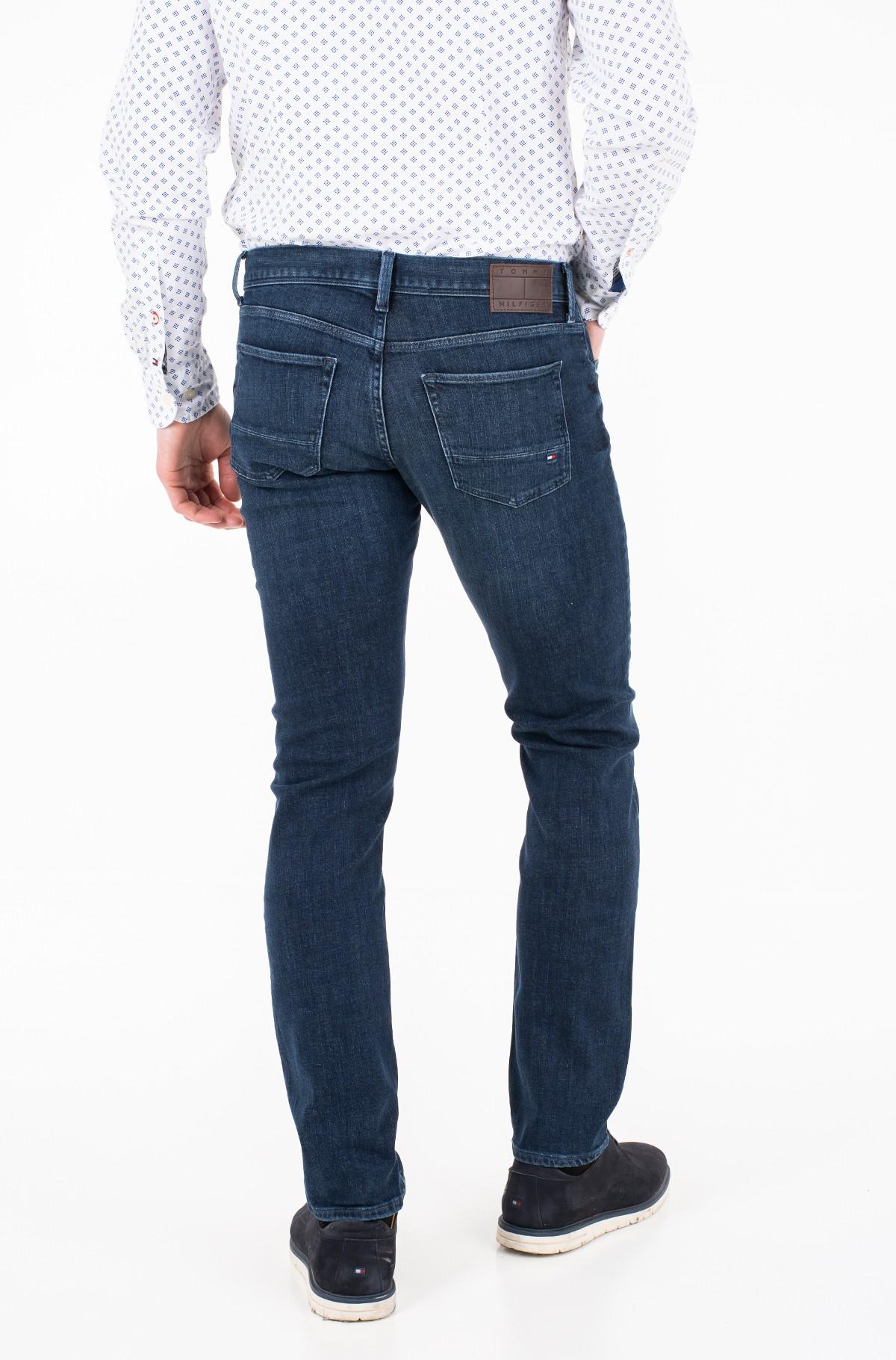 Džinsinės kelnės SLIM BLEECKER PSTR ENAN BLUE-full-2