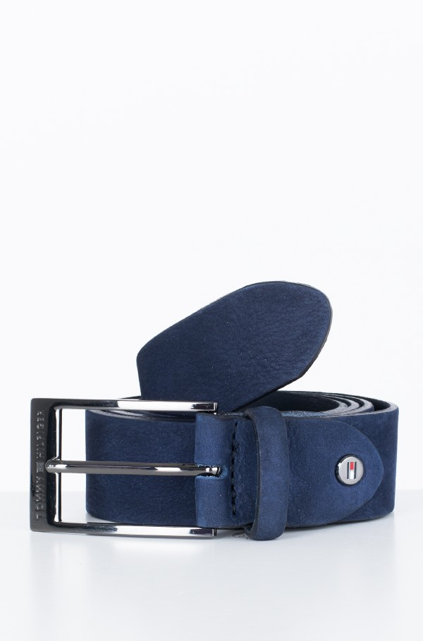 FORMAL NUBUCK BELT 3.5 ADJ