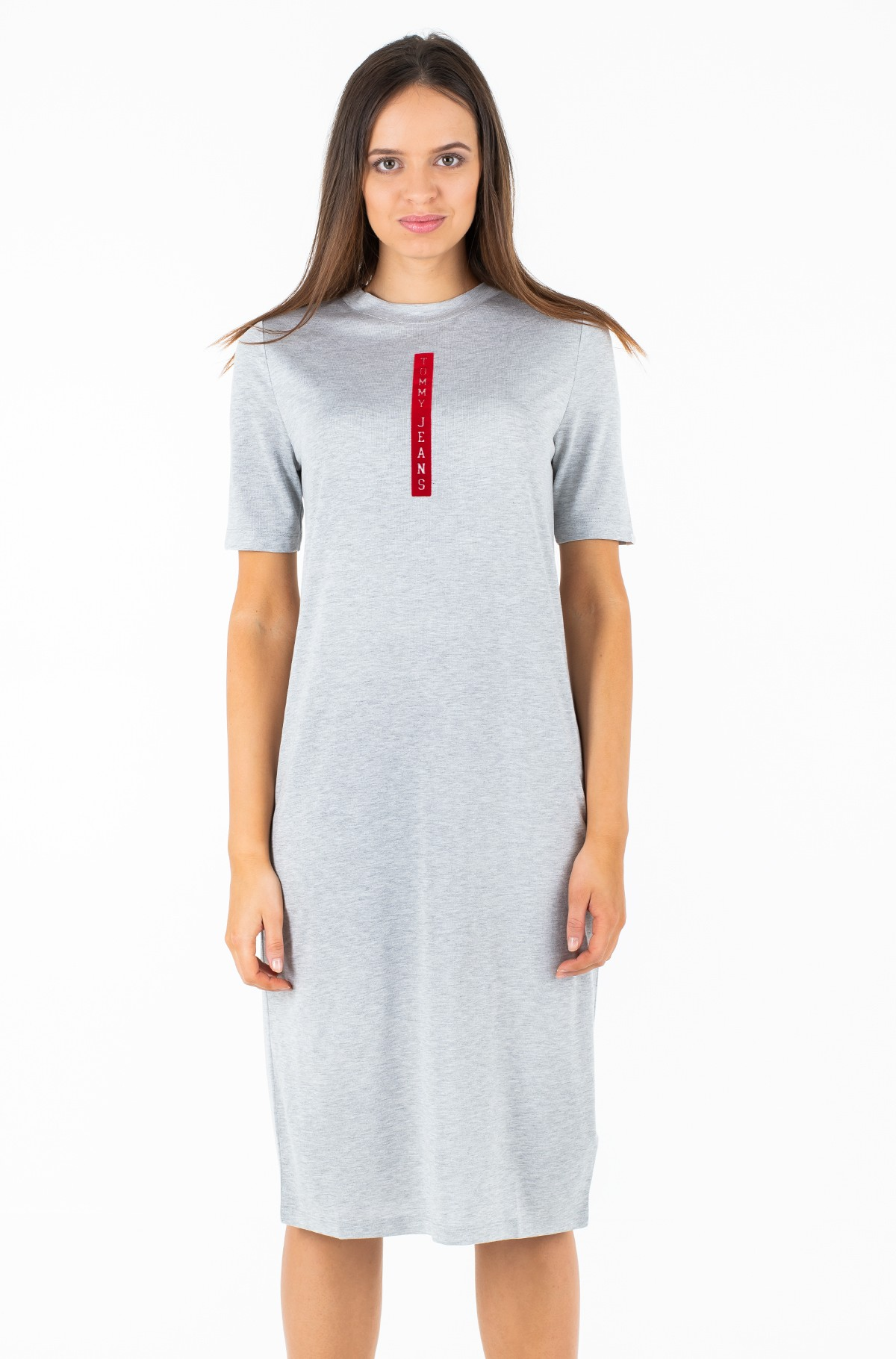 Kleit TJW MIDI T-SHIRT DRESS-full-1