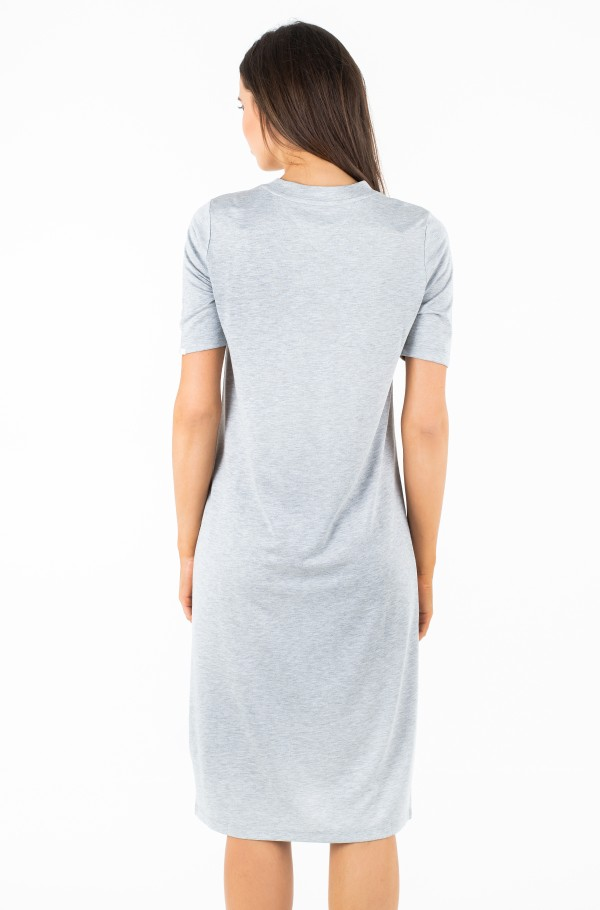 TJW MIDI T-SHIRT DRESS-hover