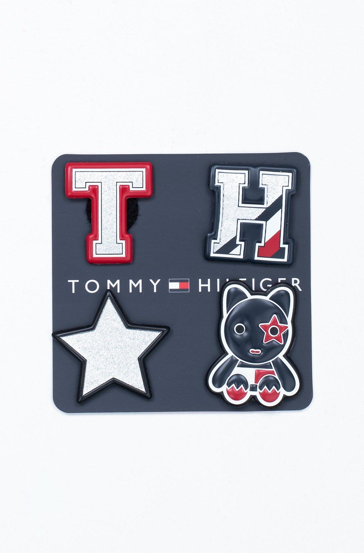 Tennised TOMMY PLAYFUL BADGE SNEAKER-full-4