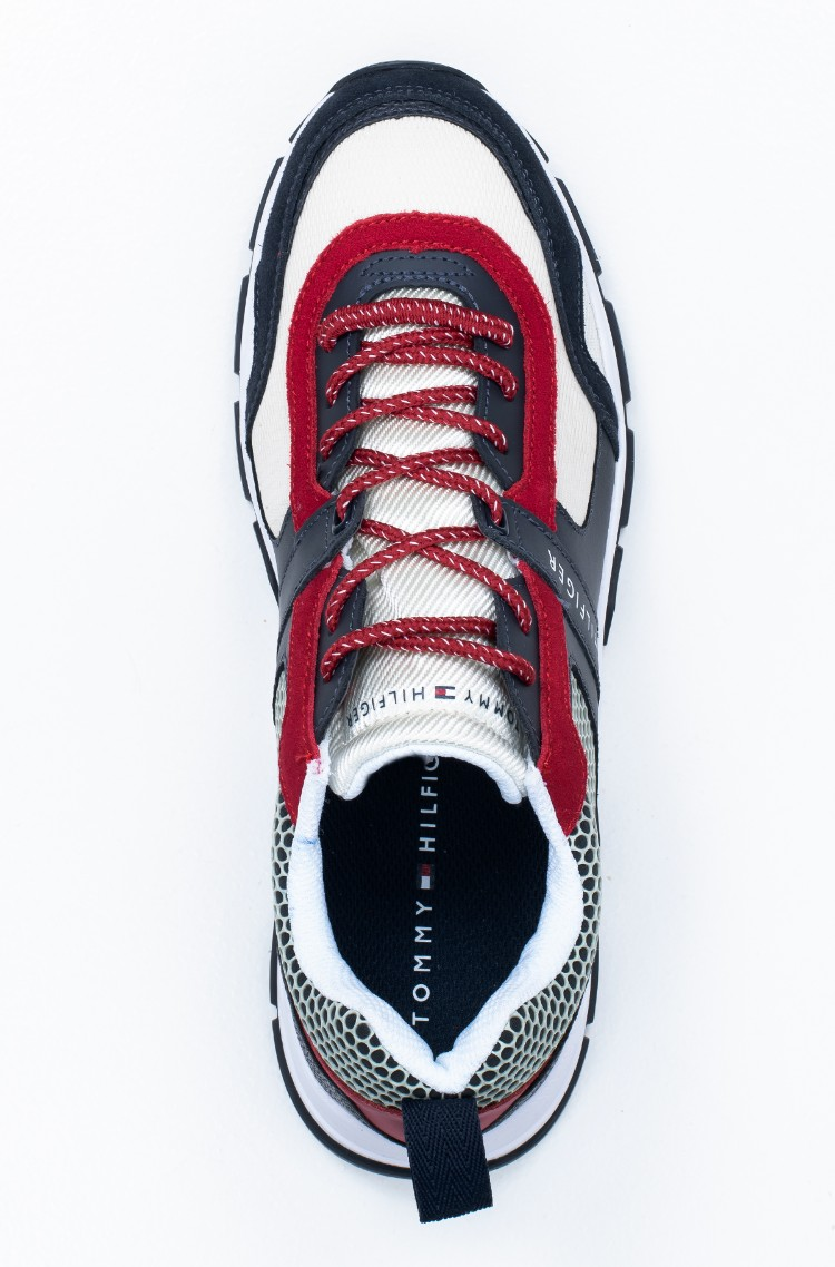 b4510354 Sneakers MATERIAL MIX LIGHTWEIGHT RUNNER Tommy Hilfiger, Mens Free ...