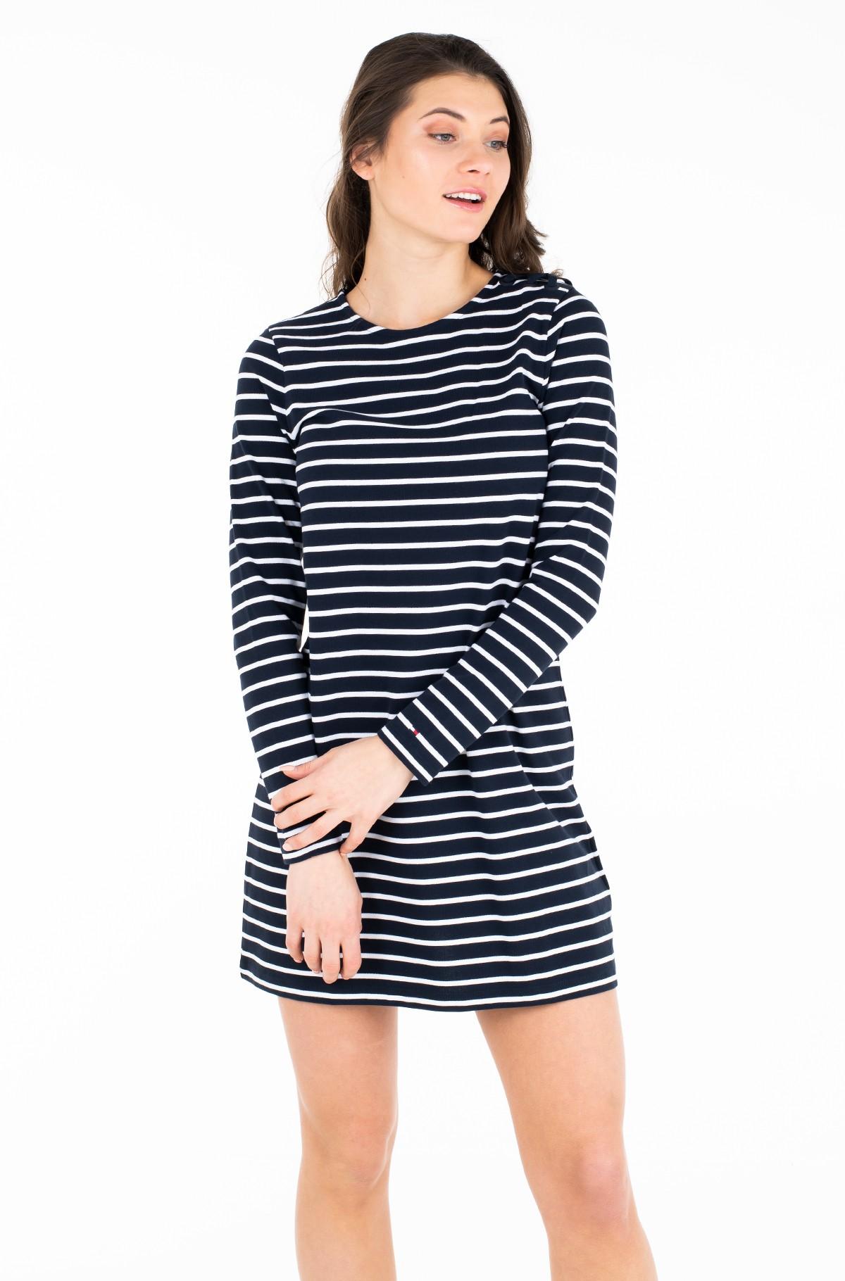 Kleit KRISTIE C-NK DRESS LS-full-1