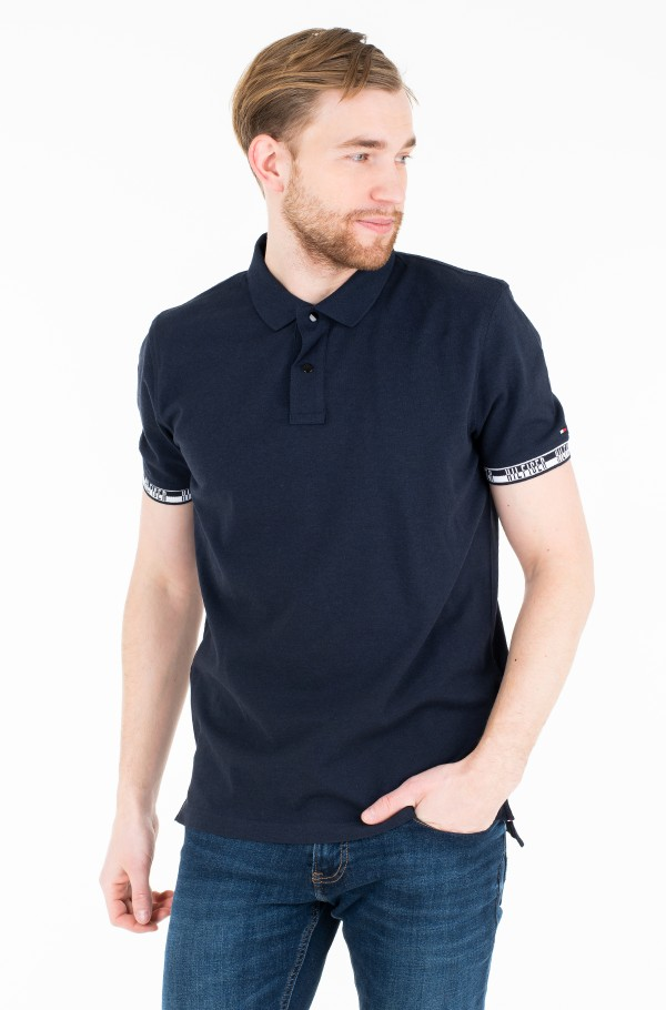 HEATHER BADGE REGULAR POLO