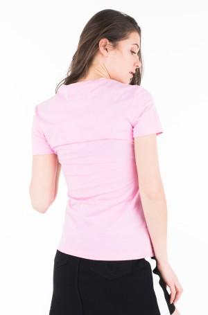 T-shirt FLOCK MONOGRAM SLIM TEE-2