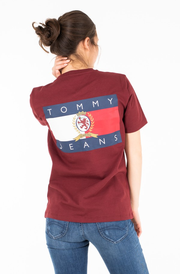 TJW CREST FLAG TEE W13-hover