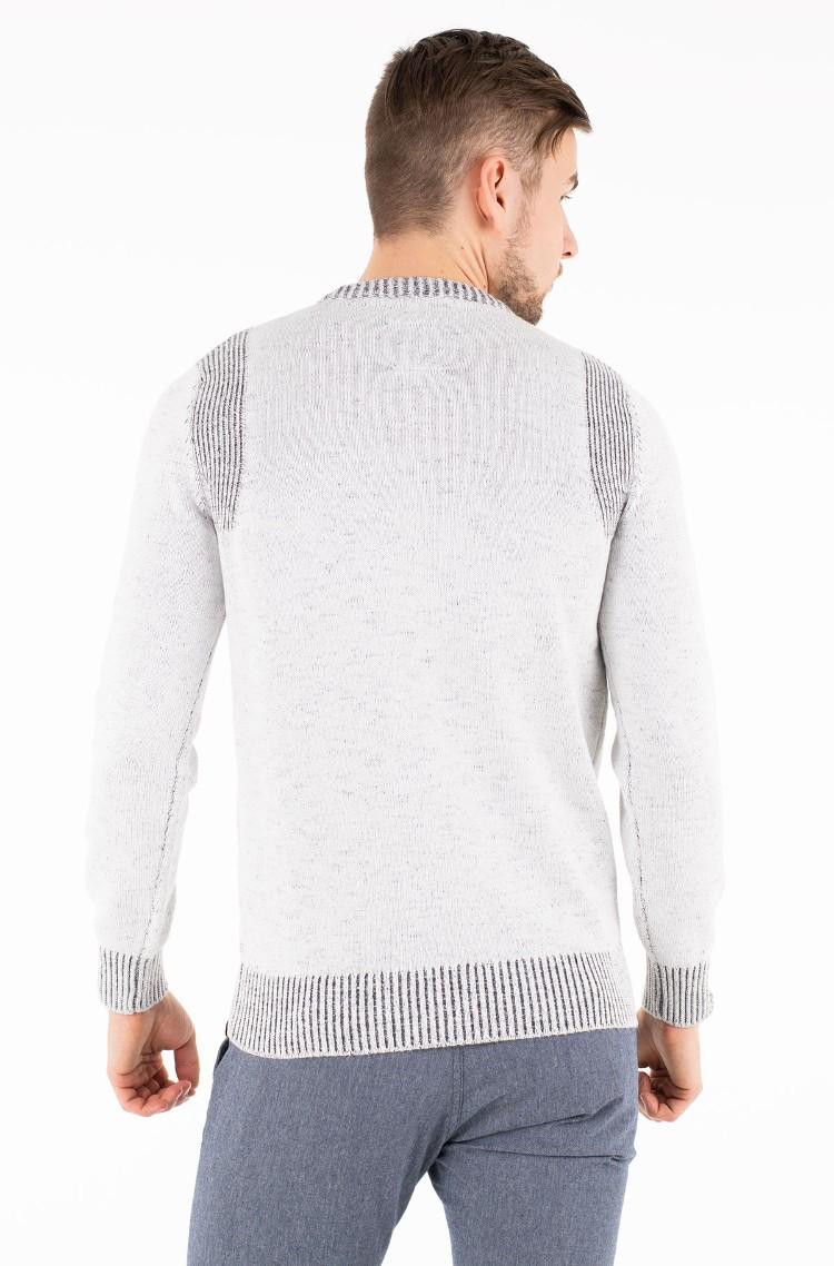 b4ac364f52838d greyish white Sweater 1006483 Tom Tailor, Mens Knitwear | Denim ...