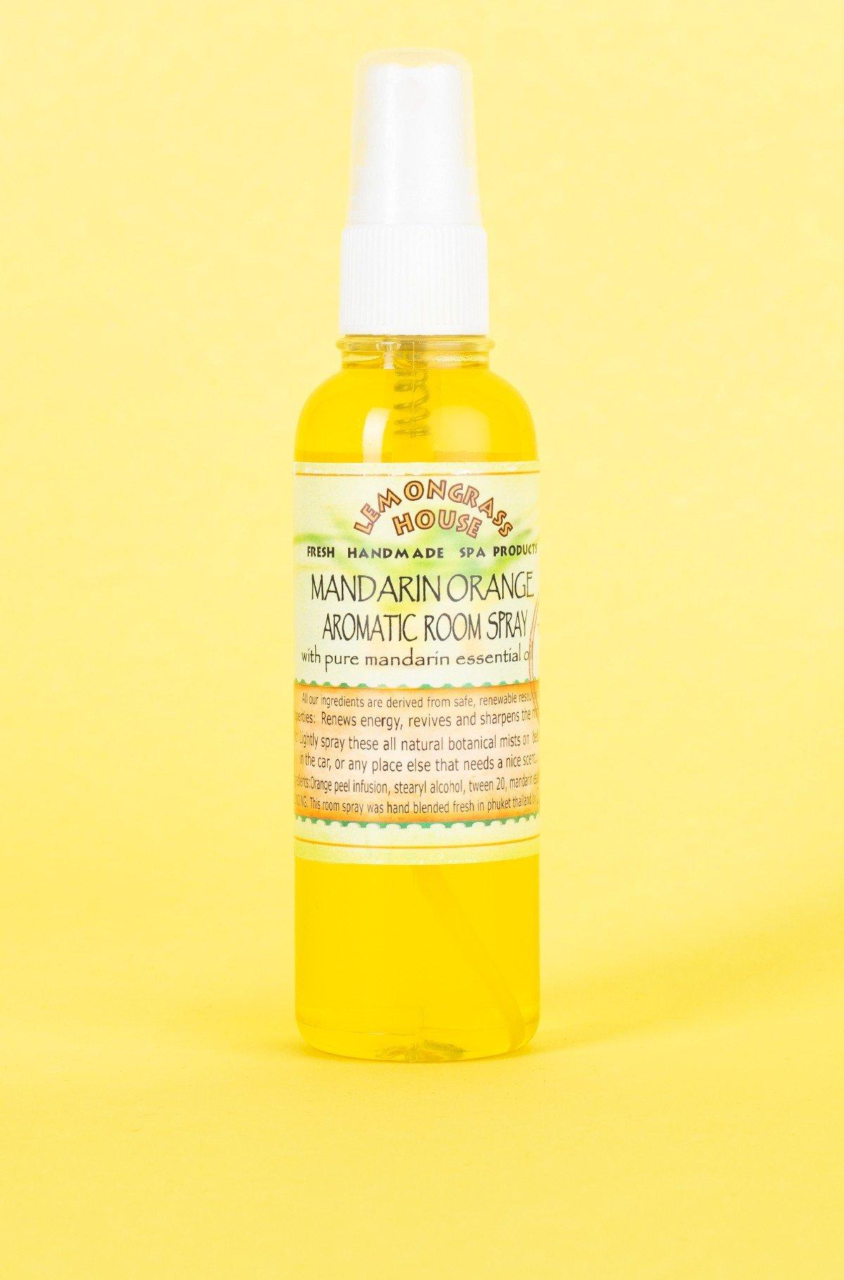 Aromatic room spray Mandarin-full-1