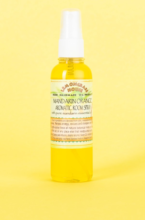 AROMATIC ROOM SPRAY MANDARIN