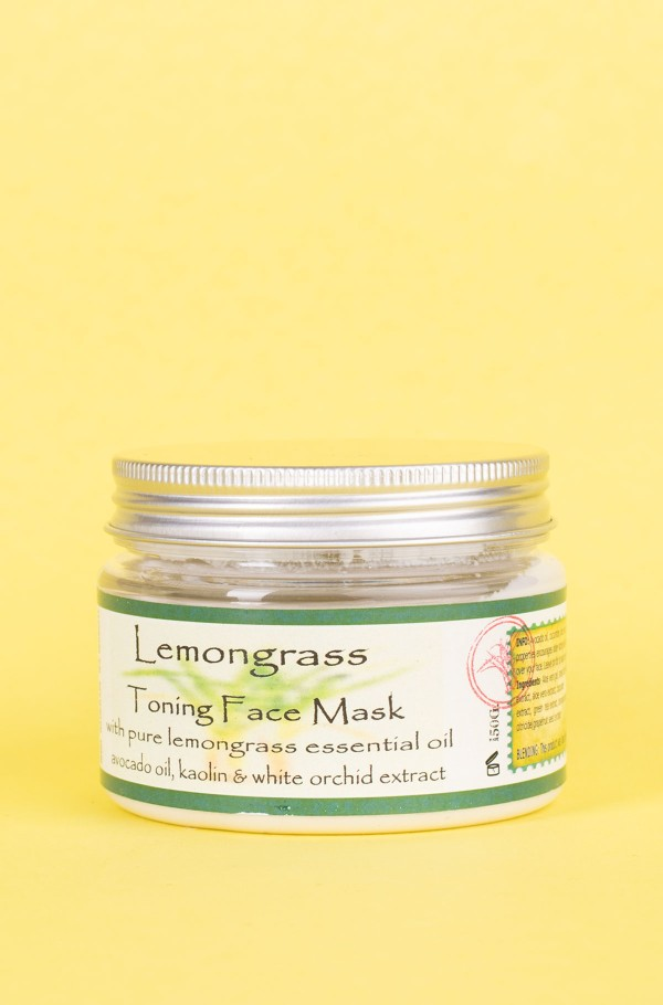 FACE MASK LEMONGRASS