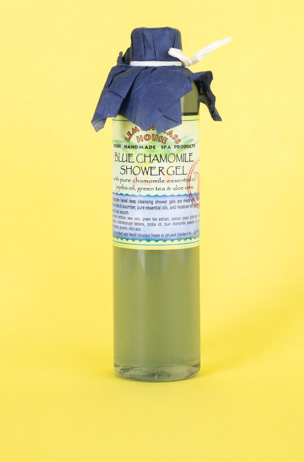 SHOWER GEL BLUE CHAMOMILE 260ml