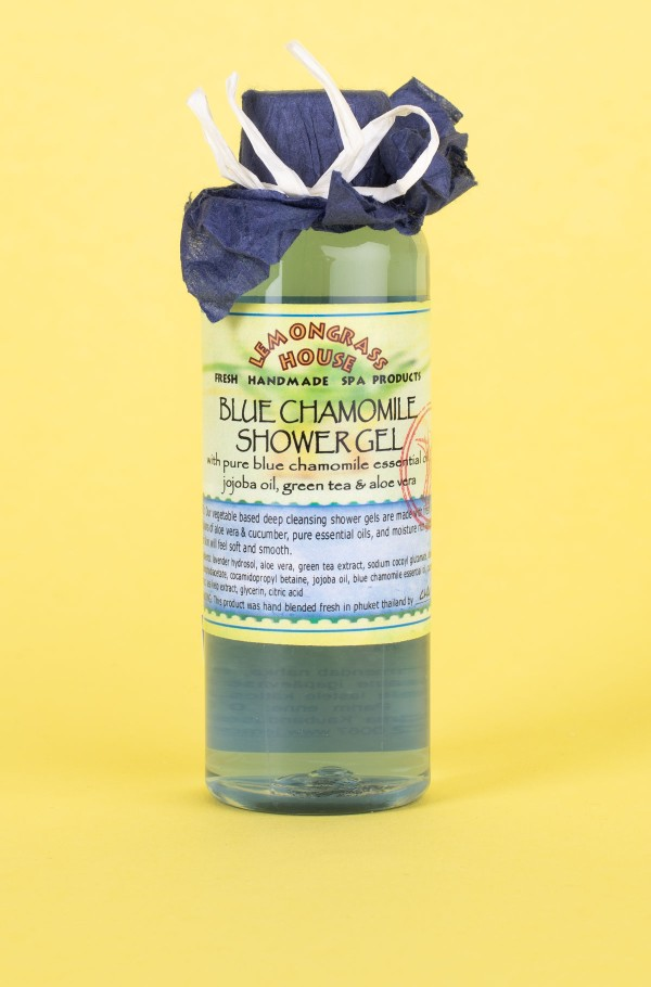 SHOWER GEL BLUE CHAMOMILE 120ml