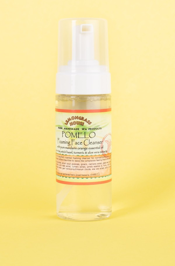 FOAMING FACE CLEANSER POMELO 150ml