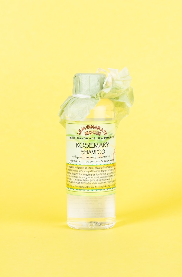SHAMPOO ROSEMARY 120ml
