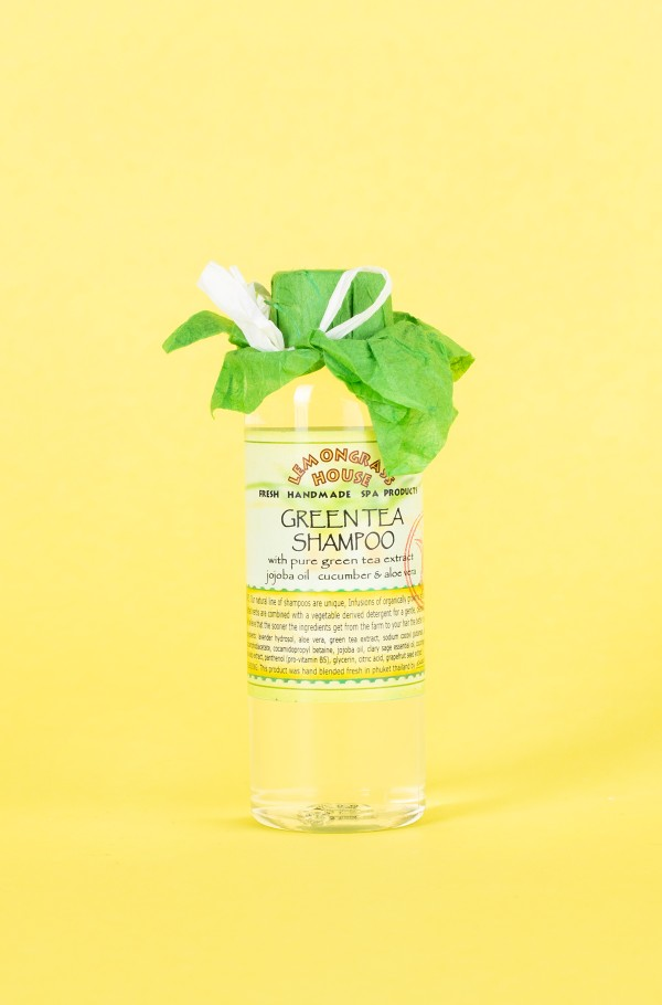 SHAMPOO GREEN TEA 120ml