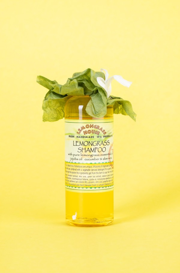 SHAMPOO LEMONGRASS 120ml