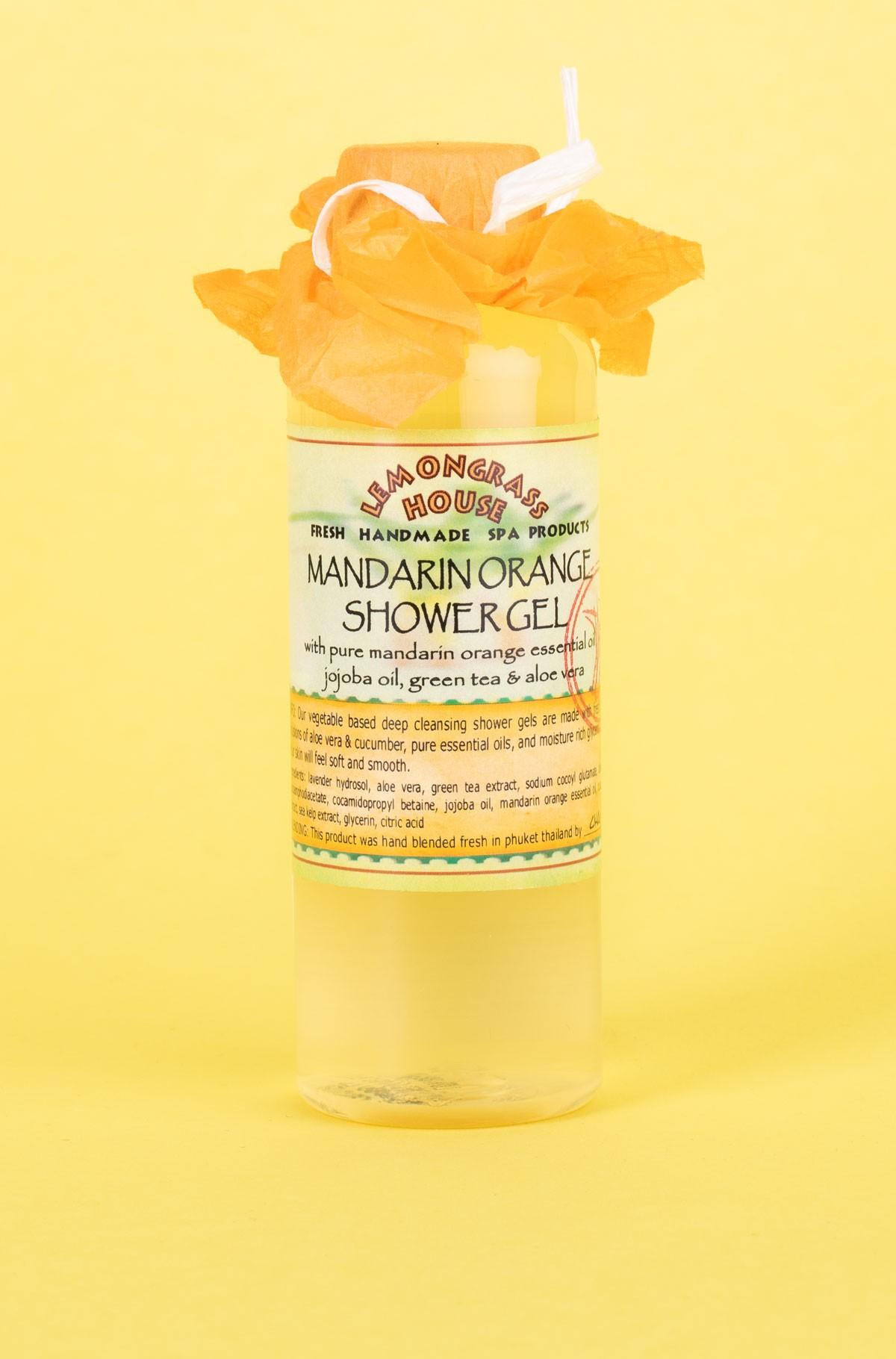 Shower gel Mandarin 120ml-full-1
