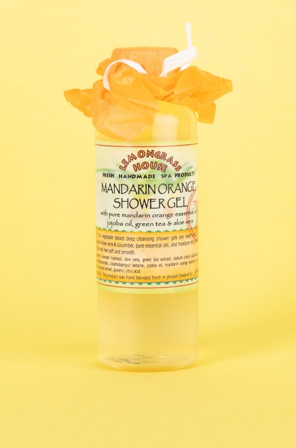 SHOWER GEL MANDARIN 120ml
