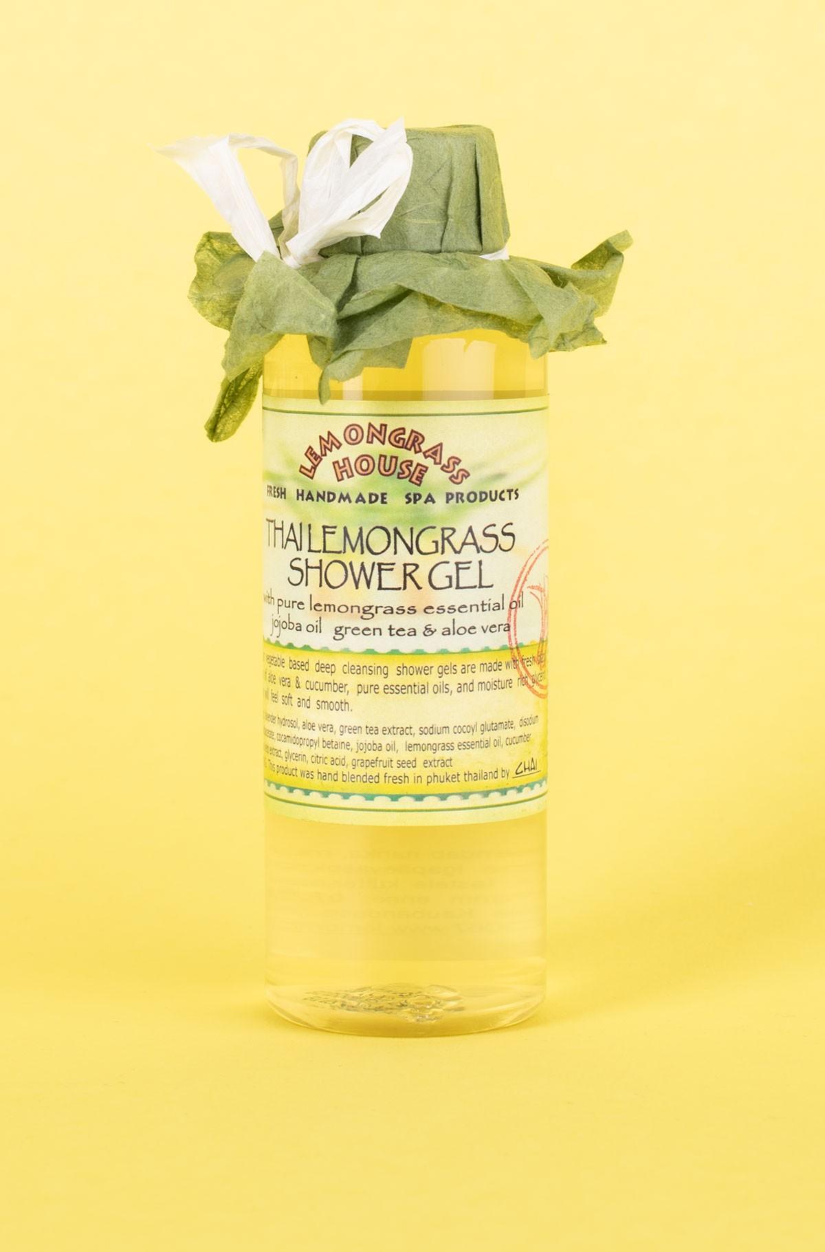 Dušo gelis Lemongrass 120ml-full-1