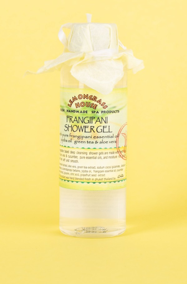 SHOWER GEL FRANGIPANI 120ml