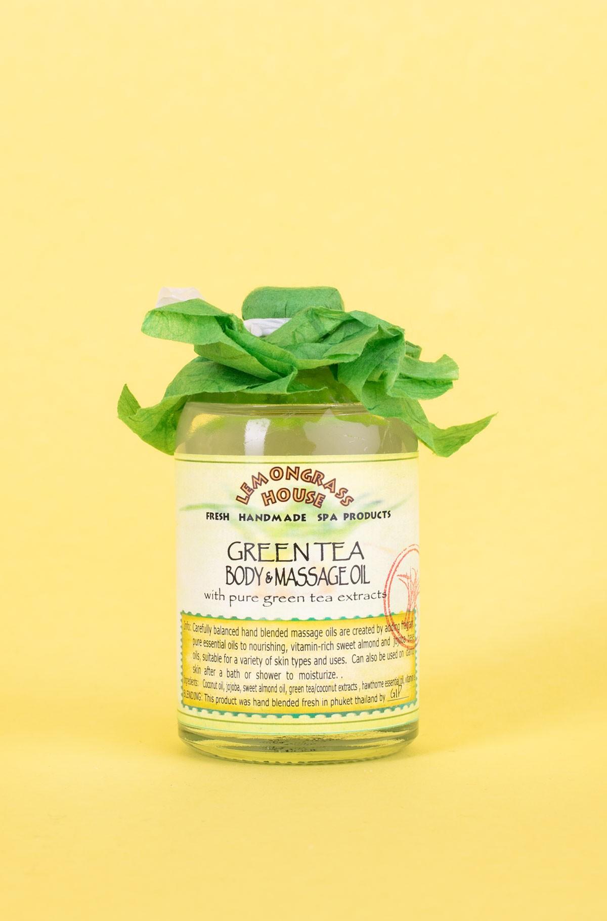 Massaažiõli Green Tea 120ml-full-1