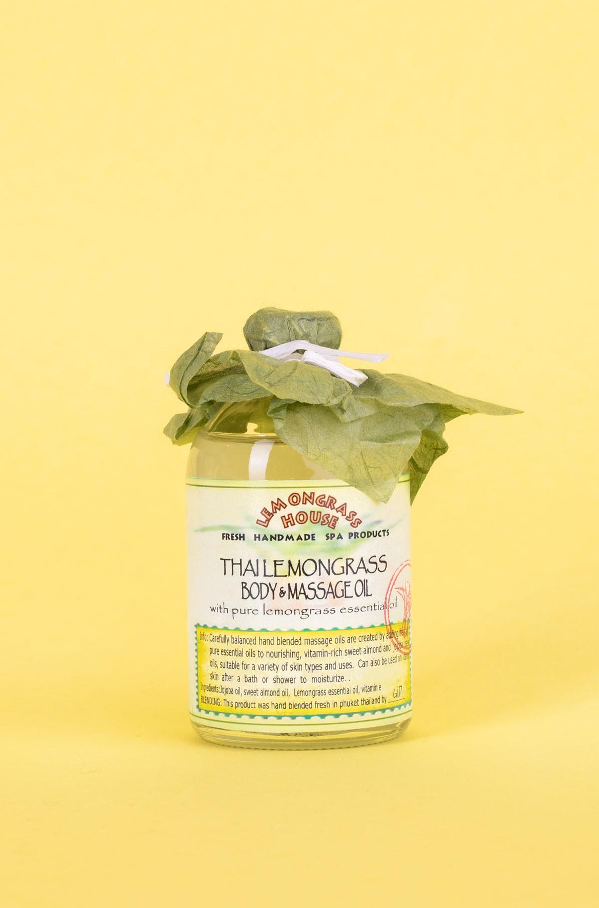 Masažo aliejus Lemongrass 120ml-full-1