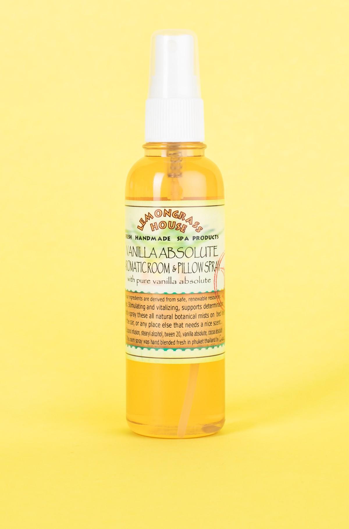 Aromatic room spray Aromatic Room Spray Vanilla 120ml-full-1