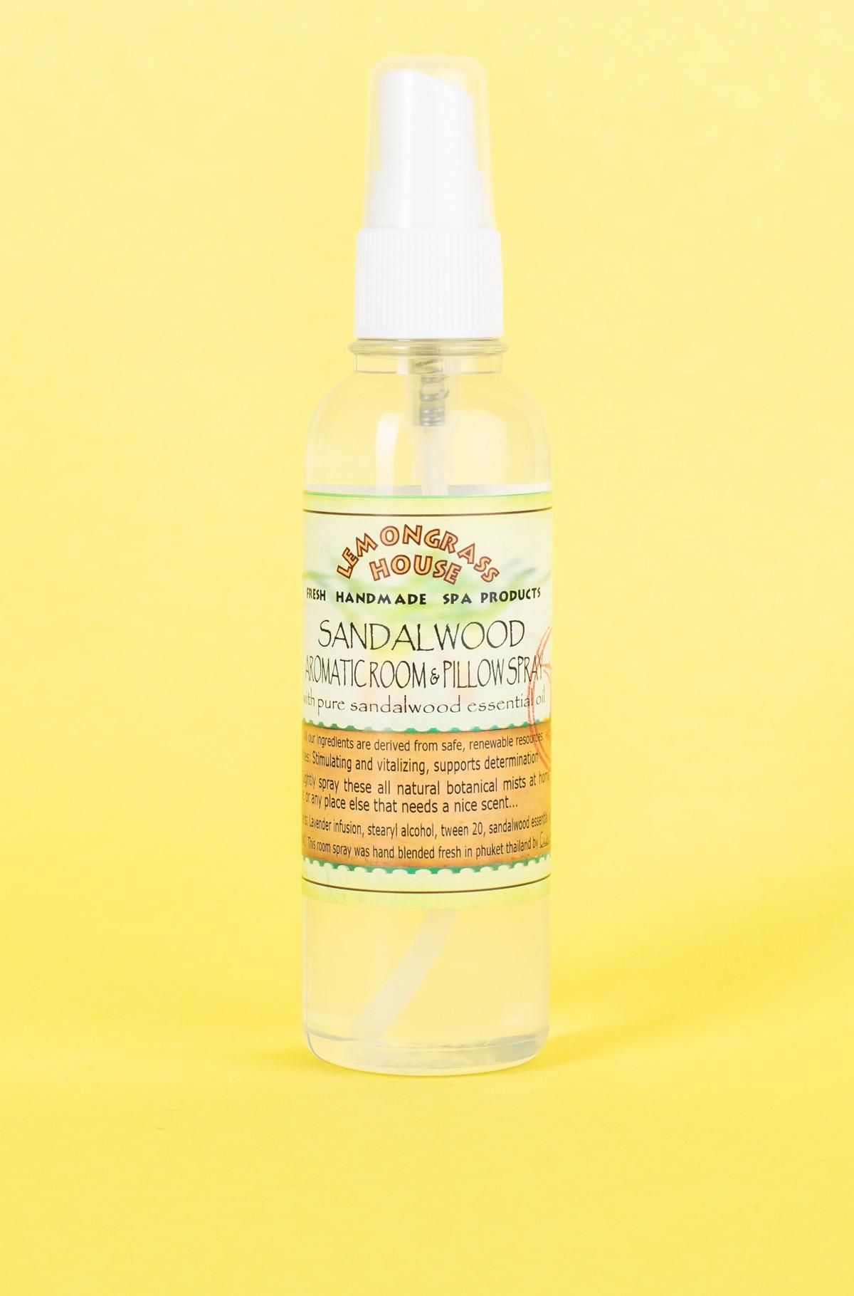 Purškiamas aromatinis gaiviklis Aromatic Room Spray Sandalwood 120ml-full-1