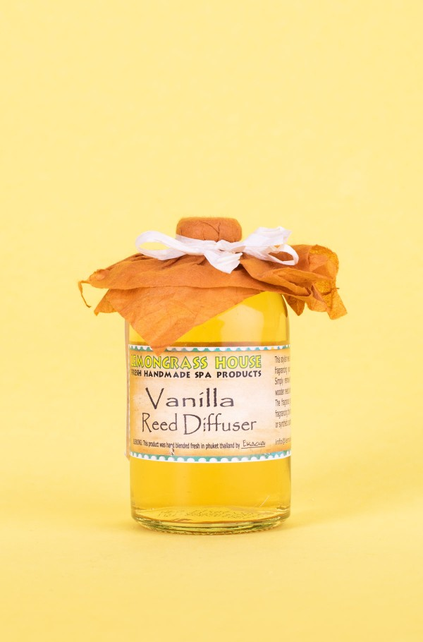 REED OIL DIFFUSER VANILLA 120ML